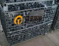 杭州某个铸造企业用仓库笼