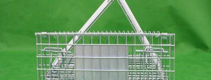 杭州折叠仓库笼厂家 可堆式仓库笼供应 量大从优
