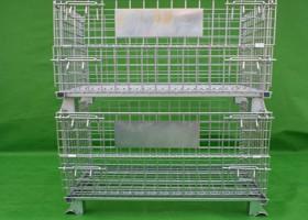 折叠式仓库笼的常规尺寸及具体规格